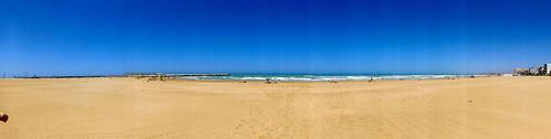 Scoglitti's beach: a view