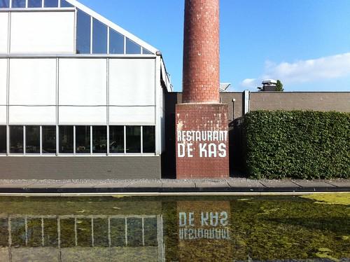 Restaurante De Kas Amsterdam
