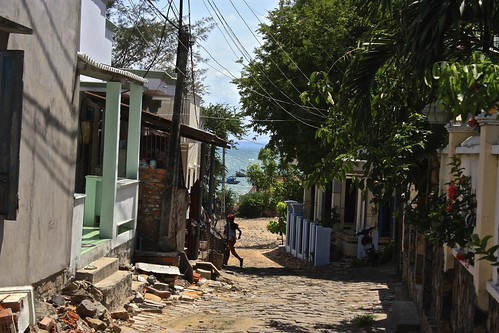 A glance down a random street in Mui Ne