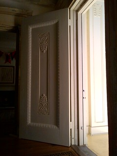 Come see the 1838 Front Door restored