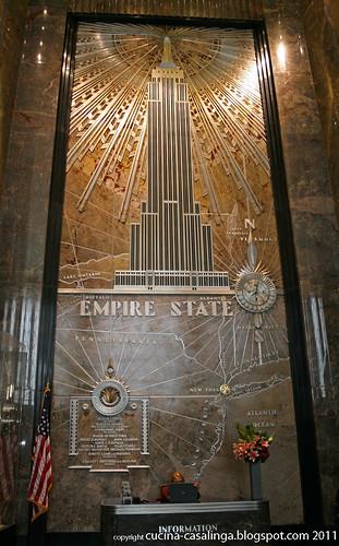EmpireStateBuilding Eingang