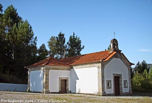 Capela de Santa Bárbara - Sul - Portugal