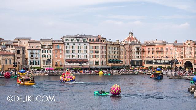 Tokyo DisneySea - Porto Paradiso