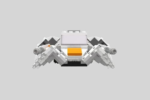 Incom T-47 Snowspeeder (4)