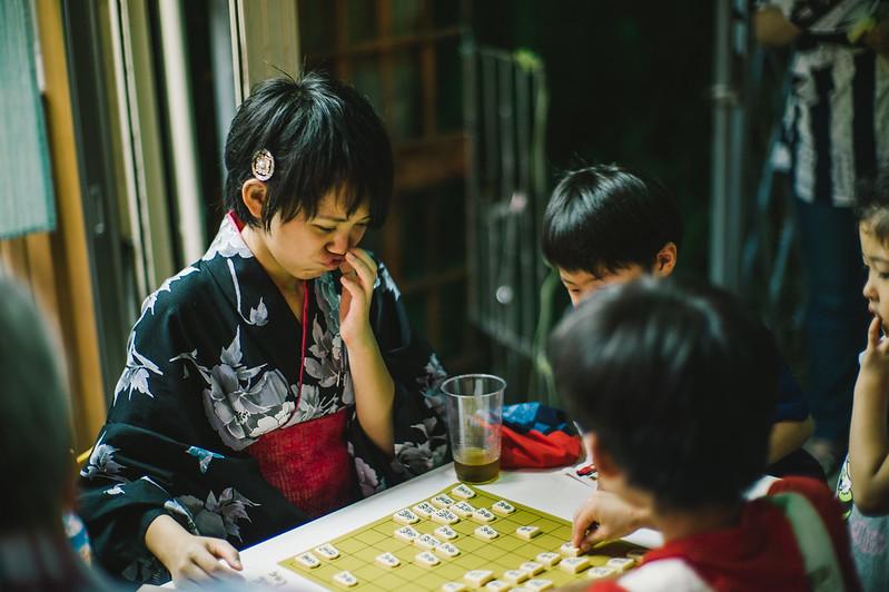 阿佐ヶ谷七夕祭り。