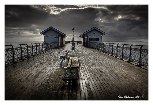 uk sky storm wet rain wales clouds canon pier lee filters penarth giotto 2013 thesundayclub stevechatman