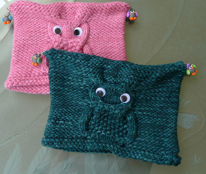 Fleegle's Blog Owl Hats Awesome Free Owl Hat Knitting Pattern