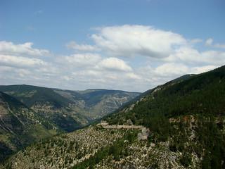19 Saint Chely du Tarn uitzichtpunt