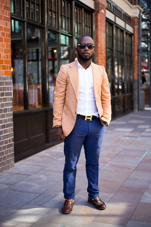 Street Style - Sharif, Shoreditch