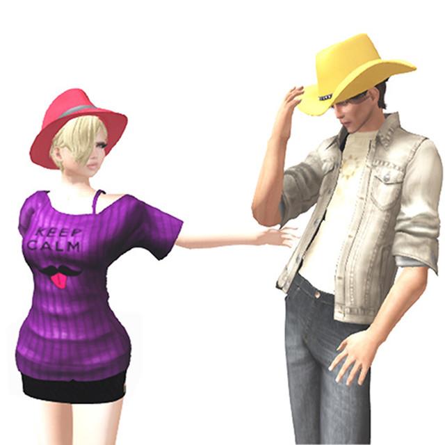 Xen's Hats at Pure Ad 2