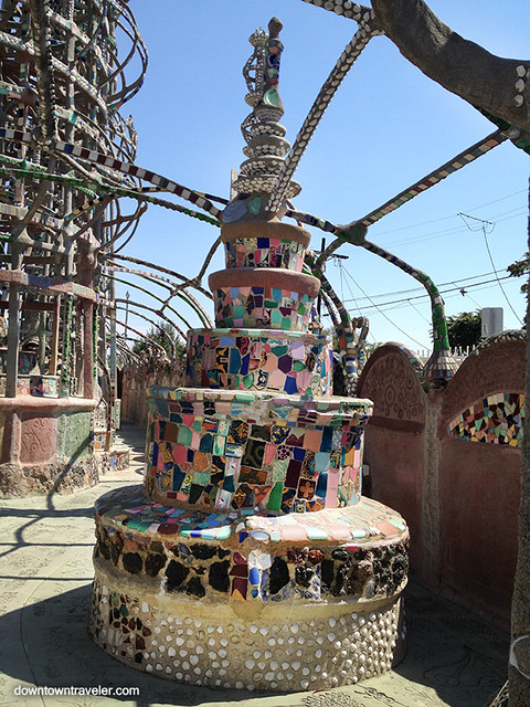 Los Angeles Watts Towers 16