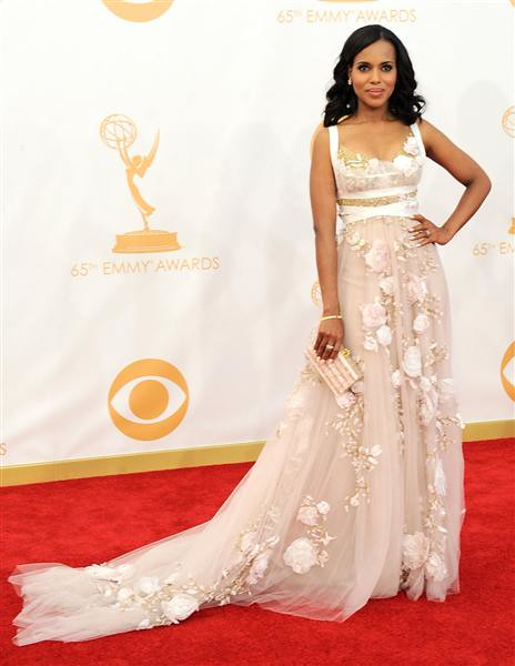 Kerry Washington Emmys 2013