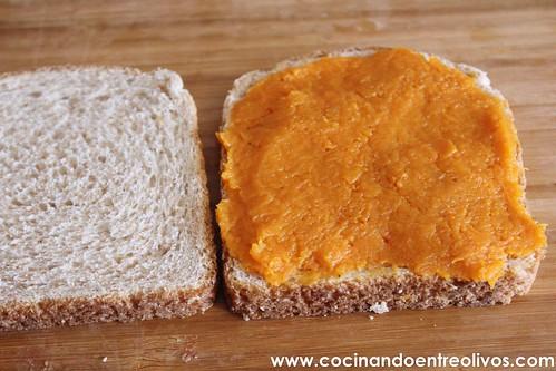 Sandwiches de pavo y calabaza www.cocinandoentreolivos (7)