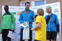 2Hrady mají nové traťové rekordy, Češi utekli Keňanům