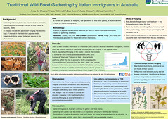 ethnobtanical practices of Italian migrants in Australia