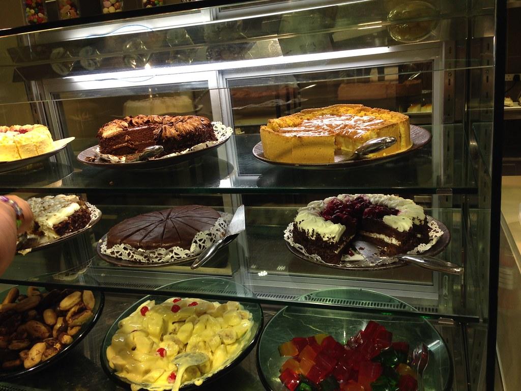 Cosmo Restaurants - puddings