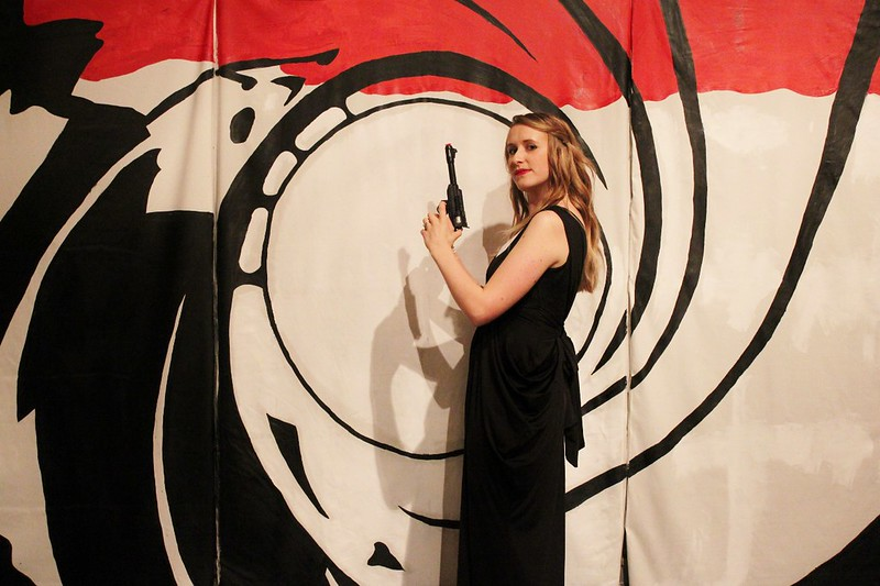 James Bond Casino Royale Party