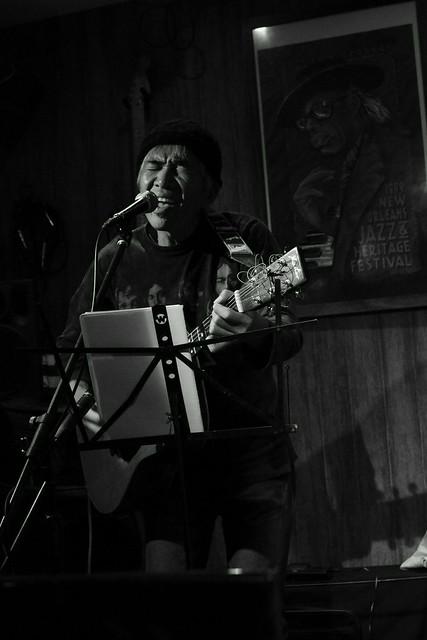 春日善光&石川泰 live at luck-ya, Tokyo, 04 Oct 2013. 045