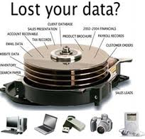 Data - recovery