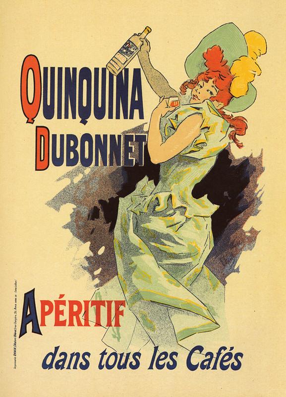 Quinquina Dubonnet Apéritif
