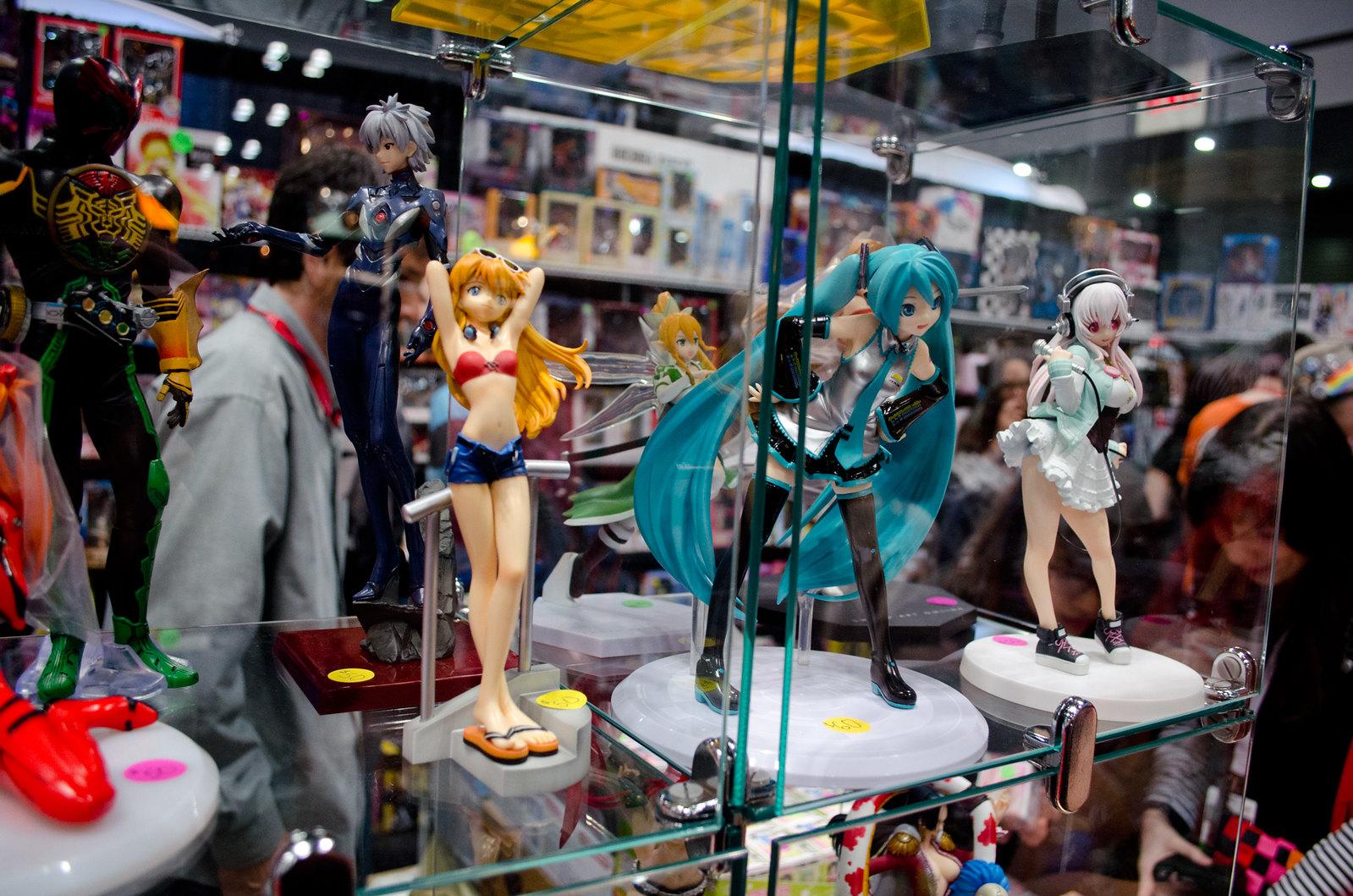 Anime Figures NYCC
