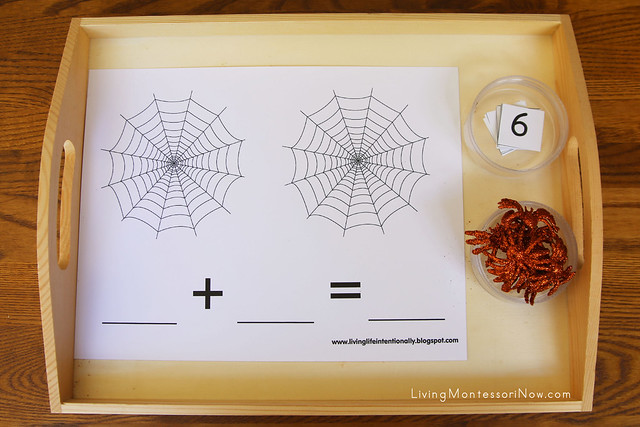 Spider Addition Tray