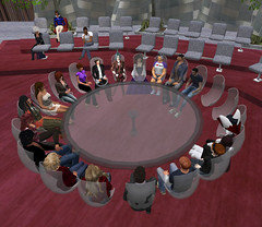 17 October 2013 VWER: I was leading discussion on MOOCs