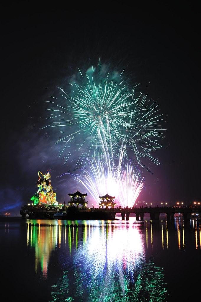 2013蓮池潭萬年季