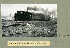 Clayton Geared Steam Locomotive 1929