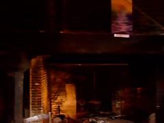 Dans la cuisine du château du Blanc-Buisson
