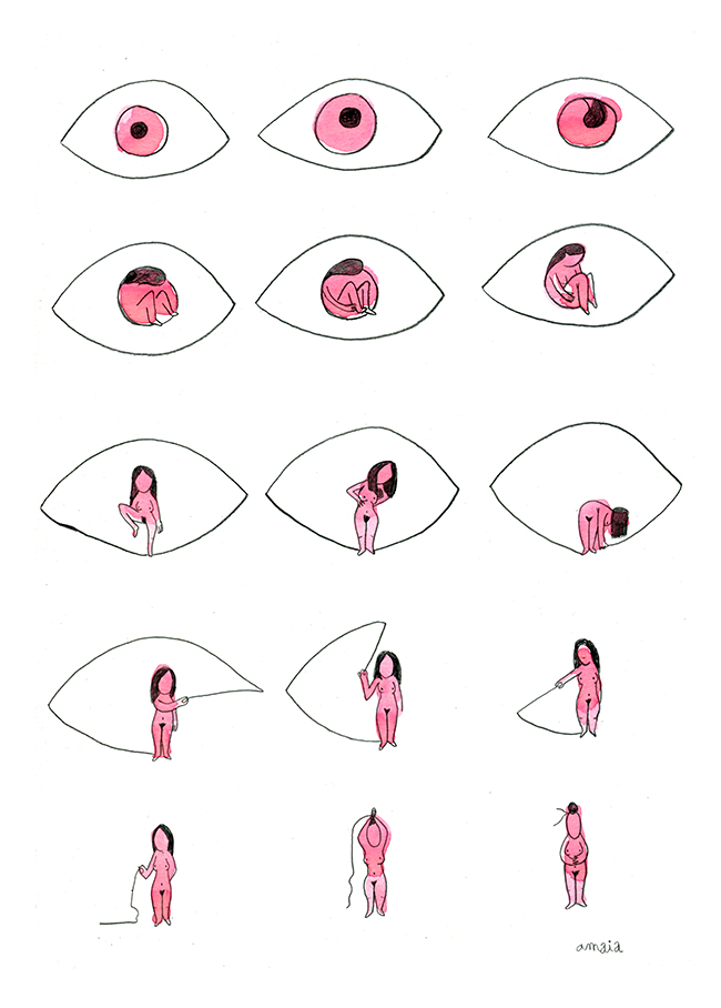 eyes_amaia arrazola