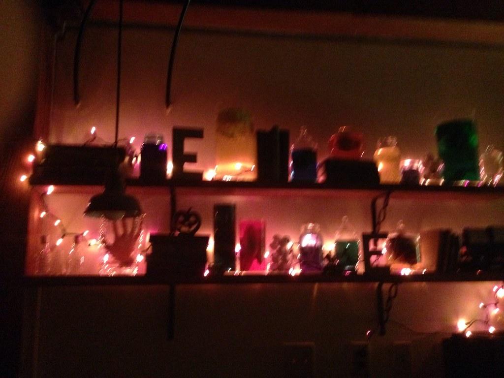 Halloween 2013 specimen jars