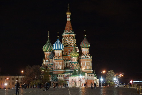 Saint Basil's Cathedral by CharlesFred