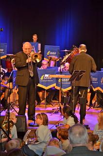 Brassbandfestivalen 2013 - James Morrison och Windcorp Brass Band (Foto: Olof Forsberg)