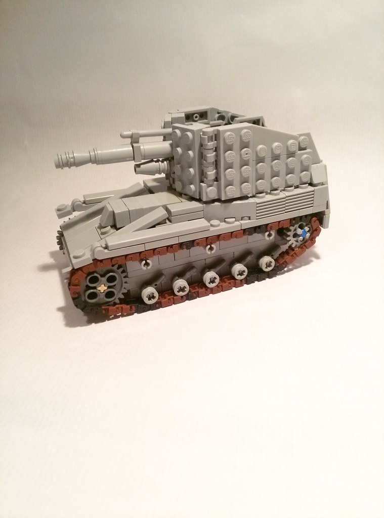 Sd. Kfz. 124 Wespe (light grey)