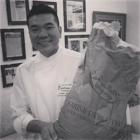 darren chin and french flour