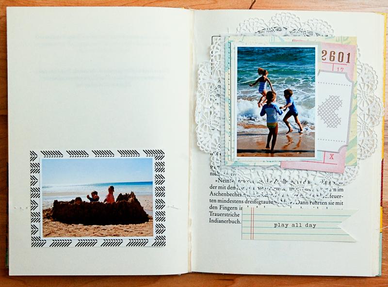 Mini Album - Algarve 2013