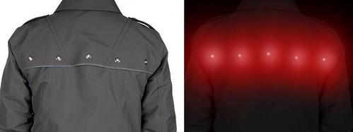 Куртка Eclaireur – сочетание городского стиля и LED-ламп