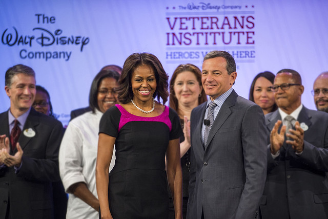 disneyinstitute-How Disney Hires Veterans: A Recap of Disney's Veterans Institute