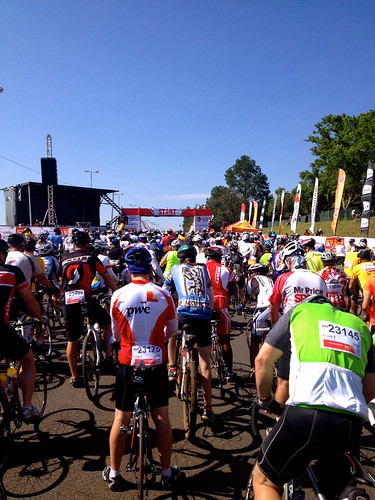 Cycle challenge 2013