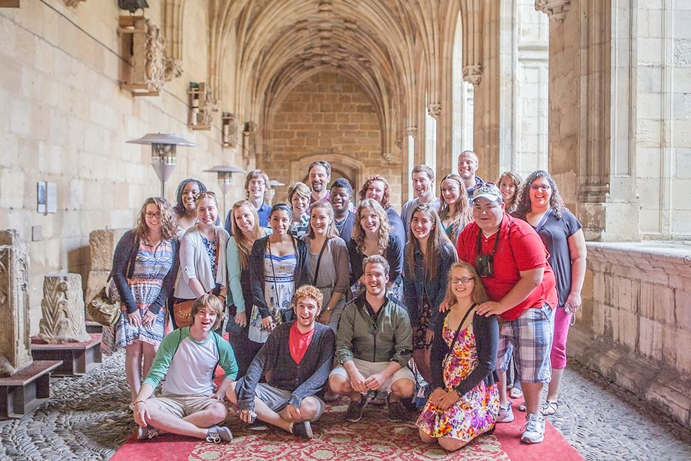 Geneseo Chamber Singers 2013 Concert Tour of Portugal and Spain