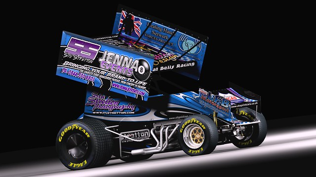 Sprint Car Graphics Design Stu Stretton Sprint Car Design