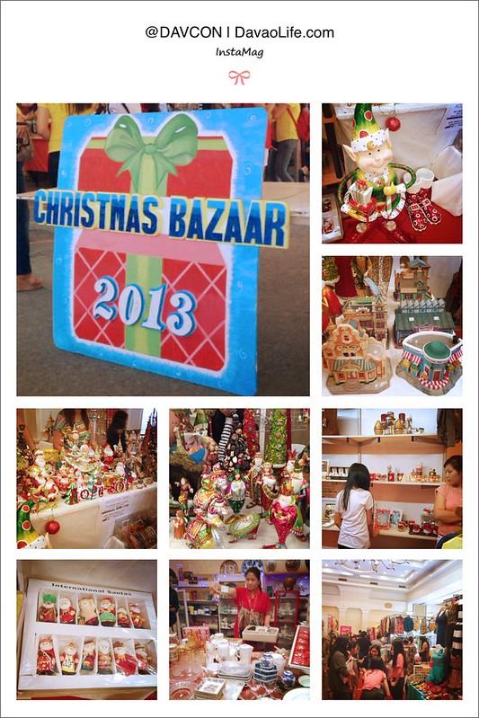 Christmas Bazaar December 2013 at Davao Convention Center (DavCon)