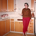 Elsie in the Kitchen, 1964 by The Pie Shops Collection