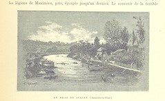 """British Library digitised image from page 163 of """"Les Environs de Paris. Ouvrage illustré de ... dessins d'après nature par G. Fraipont et accompagné d'une carte, etc"""""""