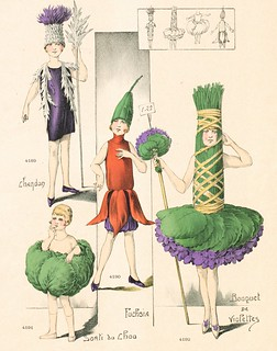 1925,costumes de mascarade
