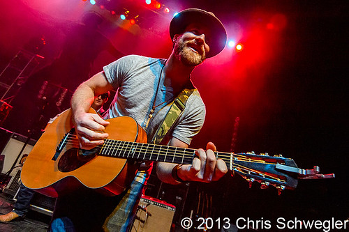 Drake White - 12-13-13 - Burn the Whole World Down Tour, The Fillmore, Detroit, MI