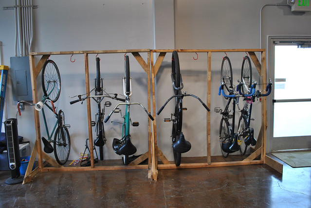 BYOBR Completed Bike Rack 2