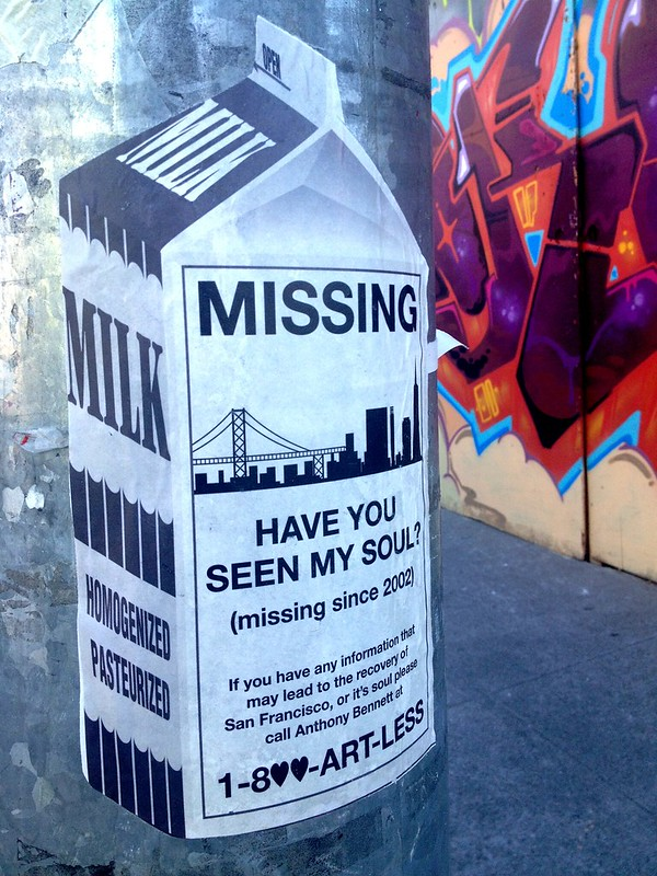 MISSING: Have You Seen My Soul?