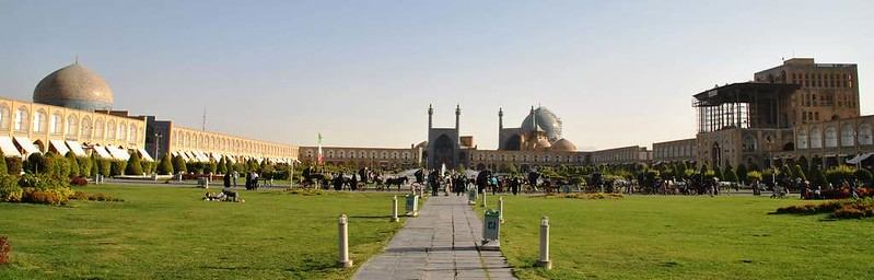 313 Plaza del iman Khomeini en Isfahan (1)